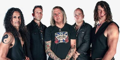 Mock of Ages - The Ultimate Def Leppard Tribute Band