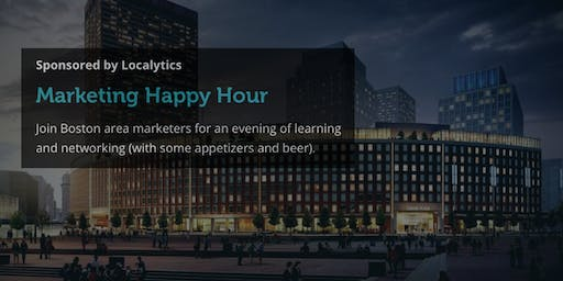 Happy Hour and Expert Marketing Panel
