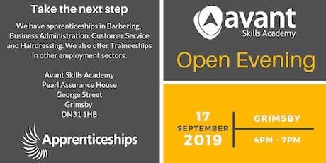 Open Evening (Apprenticeships & Traineeships)  tickets