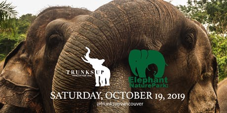 TrunksUp VAN,Founder Lek Chailert  Charity Dinner Elephant Nature Park tickets