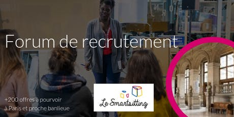 Forum recrutement - Spécial Paris Descartes tickets