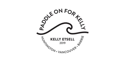 Paddle on for Kelly (Huntington Beach)