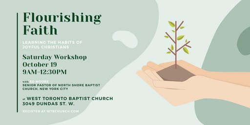 Flourishing Faith: Learning the Habits of Joyful Christians
