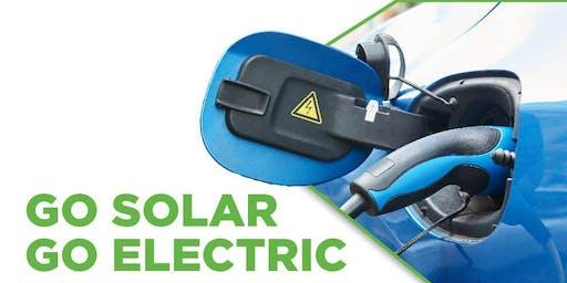 GO SOLAR - GO ELECTRIC