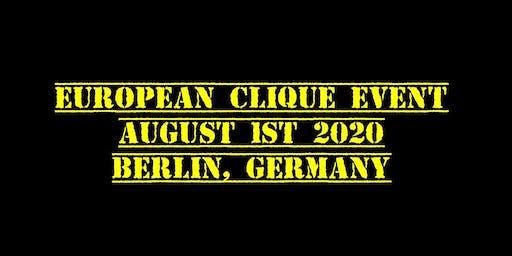 European Clique Event