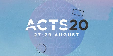 ACTS Conference Europe 2020 tickets