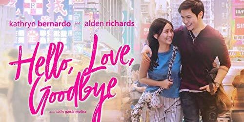 Worldwide BlockbusterHIT:  Hello, Love, Goodbye (English untertitel)