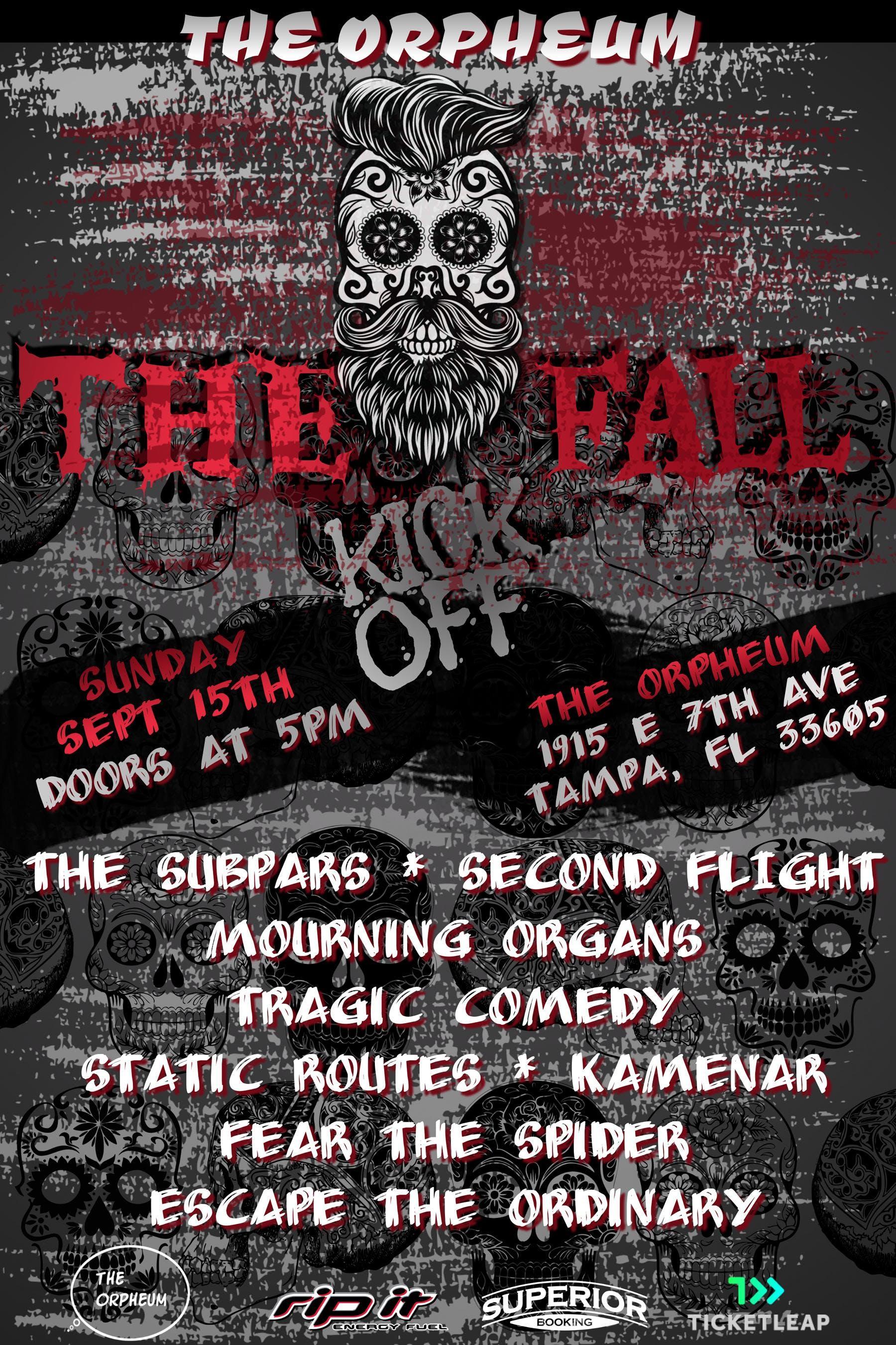 The Fall Kick-Off