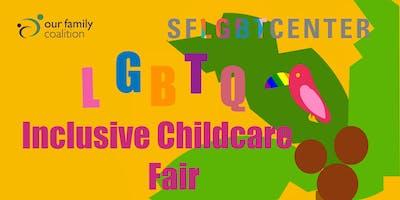 LGBTQ Inclusive Childcare Fair