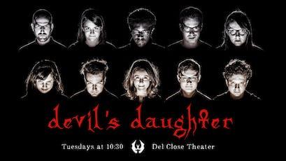 The Harold Team Devil's Daughter, The Harold Team Gone Gone tickets