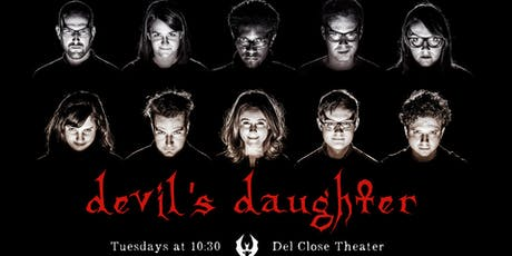 The Harold Team Devil's Daughter, the Harold Team Mothership tickets