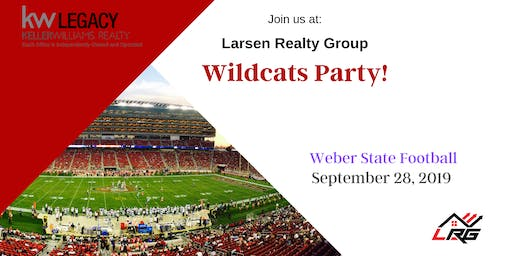 Larsen Realty Group Wildcats Party!