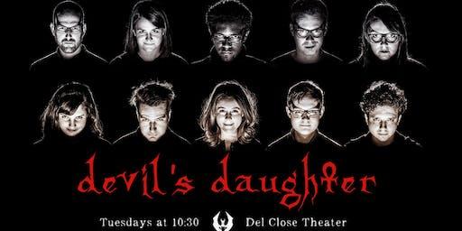 The Harold Team Devil's Daughter, The Harold Team DIG
