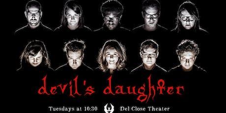 The Harold Team Devil's Daughter, Harold Team tickets