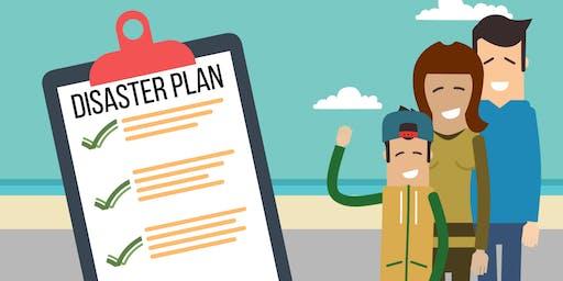 Disaster Preparedness Lunch & Learn