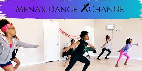Youth Dance Company- Free Trial Class (ages 8-15)- Mena's Dance Xchange tickets