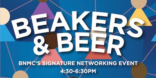 September Beakers & Beer