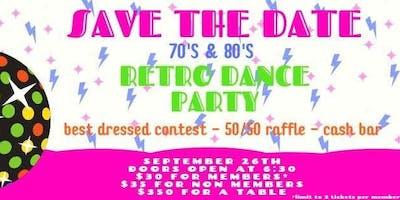 WCR 70's & 80's Dance Party
