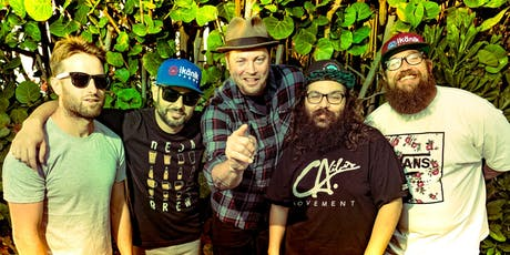 Fortunate Youth live at the Date Shed tickets