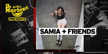 Dr. Martens Presents: Samia and Friends tickets