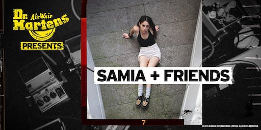 Dr. Martens Presents: Samia and Friends