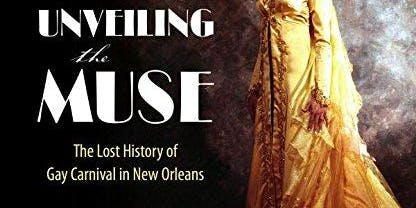 """Albert Carey & Jobie Jacomine """"Unveiling the Muse"""" New Orleans Mardi Gras Special Event"""