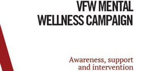 Dare to Care 2.0 Mile Walk - Support the VFW Mental Wellness Campaign tickets