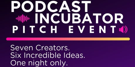 Wix & NYU Production Lab Podcast Pitch Event tickets