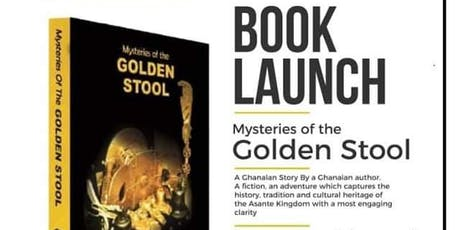 Mysteries Of The Golden Stool - UK Book Launch tickets