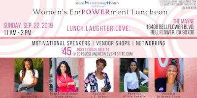 Women's Empowerment Luncheon