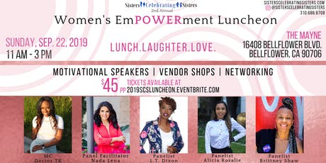 Women's Empowerment Luncheon tickets