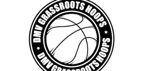 DMV Grassroots Hoops Basketball Training October & November 2019 Sessions  tickets