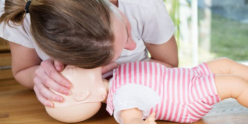 Friends & Family CPR Class for Infant/Child - November 11, 2019