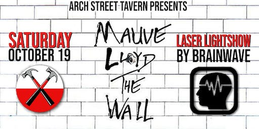 "Mauve Lloyd plays Pink Floyd's ""The Wall"""