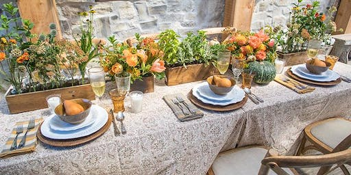 Celebration of Fall with Eric Cortina & Hedda Staines