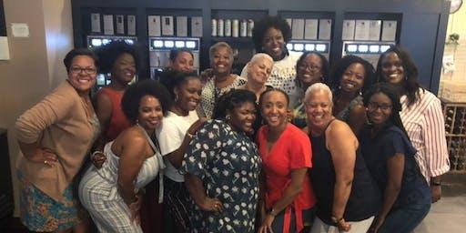 Black Girls Wine Society Detroit