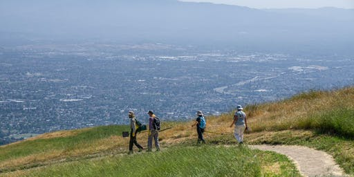 All About Trails: Open Space Authority Trail Master Info Hike