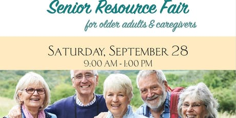 Senior Resource Fair tickets