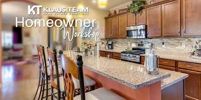 Homeowner Workshop