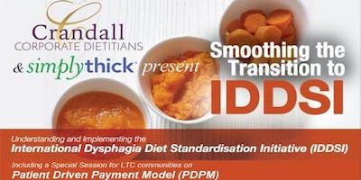 IDDSI & PDPM Seminar by Crandall & Simply Thick