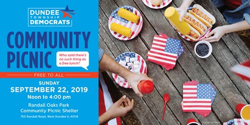 Dundee Dems Community Picnic