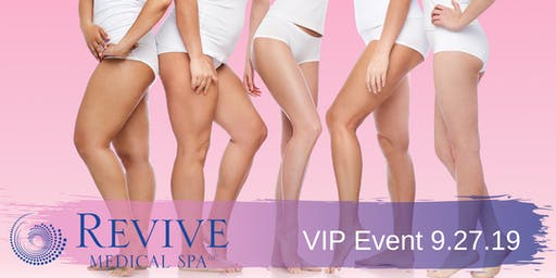 Revive Medical Spa VIP for Women's Health