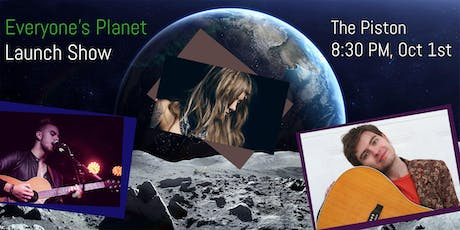 """""""Everyone's Planet"""" Launch Show - Taylor Abrahamse & Special Guests tickets"""