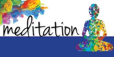 Introduction to Meditation: Week Five of Twelve