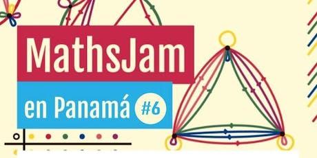 MathsJam en Panamá #6 entradas