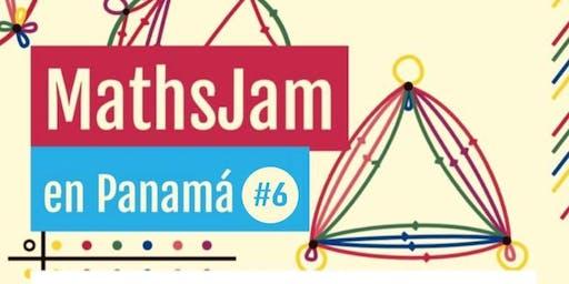 MathsJam en Panamá #6