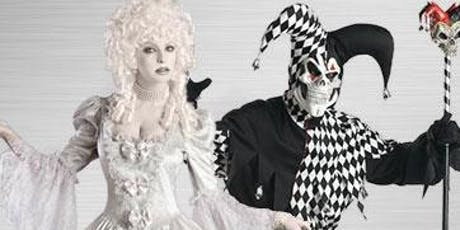 Clowns and Ballgowns Halloween Party and Art Viewing tickets