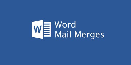 Mail Merges in Word - Tueday, October 15th at 8am