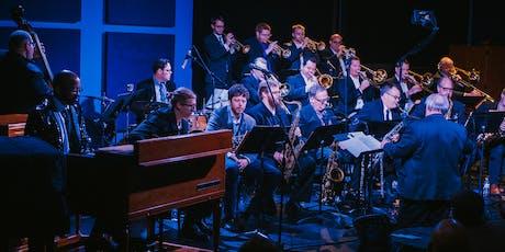 Jeremy Thomas Concert -Hammond Organ Meets Big Band : Album Release Party tickets