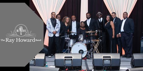 Earth, Wind & Fire Tribute (feat. The Ray Howard Band) tickets